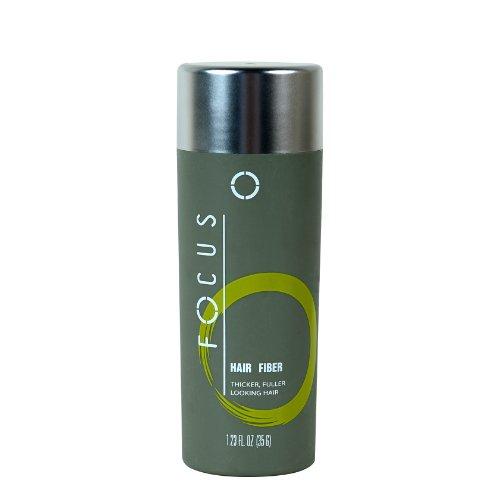 Correcteur Perte de cheveux En bref, pour couvrir amincissement des cheveux et taches chauve chez les hommes / femmes, 35 grammes (1.23 oz.) - 120 jours d'approvisionnement. Satisfait ou Remboursé. Couleur brun foncé