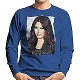 VINTRO Kim Kardashian Sidney Maurer Sweat-shirt pour homme Imprimé par Sidney Maurer -  Bleu - Small