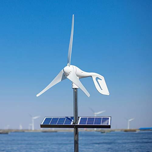 Tqing Petite éolienne à la Maison de Moulin à Vent de...