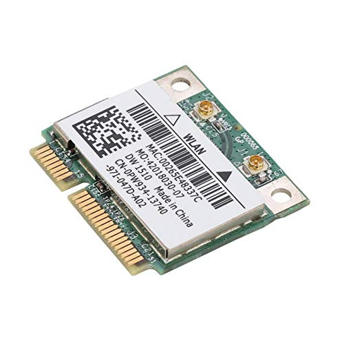Socobeta Adaptador de Red Interno Mini Tarjeta de Red para E4200 para E5500 para PC