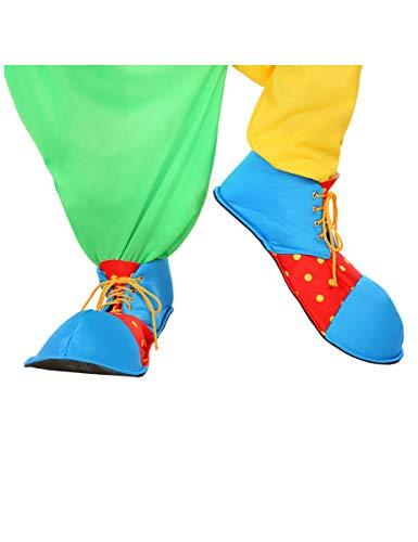 Clown Shoes for Adults (Accessoire de Costume)