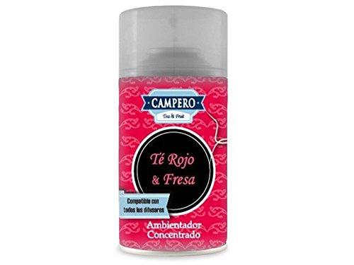Campero Amb Campero Tronic Rec Te Rojo/Fresa, 200 ml, 1 unidad