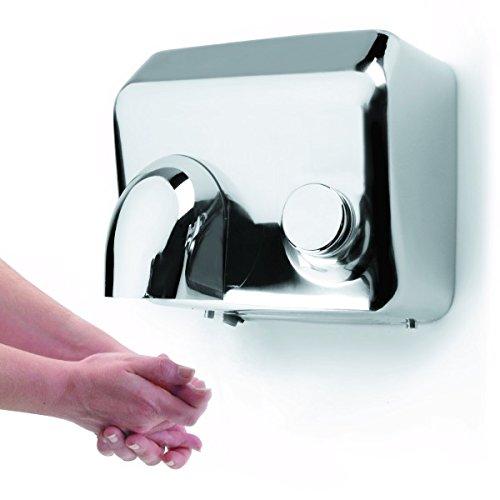 Lacor 69501 - Secador de manos con pulsador