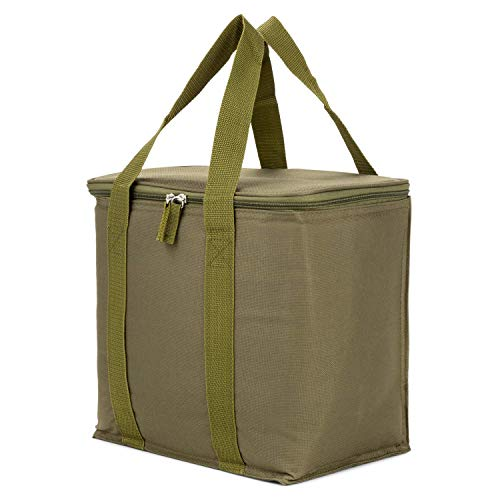 Commando Industries Outdoor Kühltasche (Oliv/16 Liter)