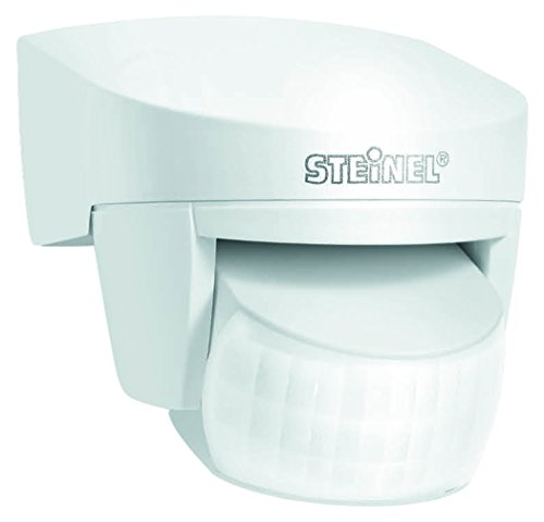 Steinel Smart Home Bewegungsmelder IS 140-2 Z-Wave weiß, Smart Friends-Haussteuerung, max. 6 LEDs schaltbar