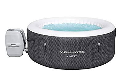 Havana Hydro-Force Inflatable Hot Tub Spa 2-4 Person