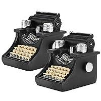 パーティーホーム用のフォームタイプライター像、樹脂タイプライター装飾タイプライター置物の配置