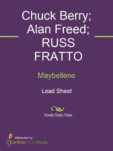 Maybellene - Kindle edition by Alan Freed, Chuck Berry, RUSS FRATTO. Arts &  Photography Kindle eBooks @ Amazon.com.
