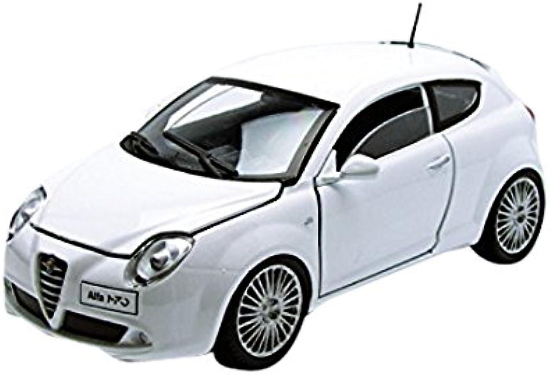 diseño simple y generoso Motormax - 73371w - Alfa-Romeo Mito - 1 24 Escala Escala Escala  venta mundialmente famosa en línea