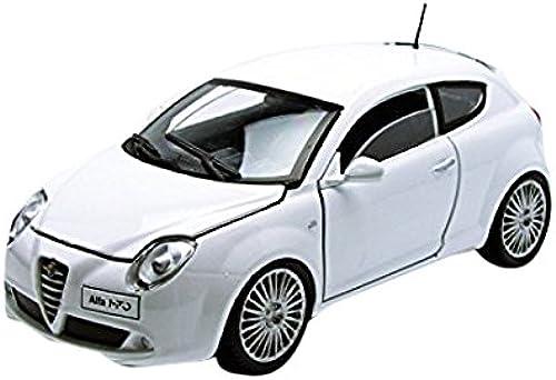 Motormax - 73371w - Alfa-Romeo Mito - échelle 1 24
