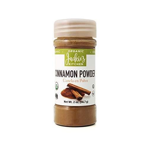 Jackie's Kitchen Cinnamon Powder