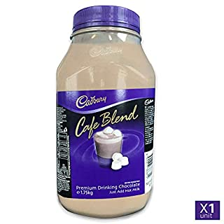 CADBURY Cafe Blend Premium Drinking Chocolate, 1.75 kg (B07J4X2HX7) | Amazon price tracker / tracking, Amazon price history charts, Amazon price watches, Amazon price drop alerts