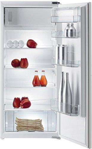 Gorenje RBI 4122 AW Einbau-Kühlschrank mit Gefrierfach / A++ / Höhe: 122,5 cm / Kühlteil: 182 L / Gefrierteil: 17 L / weiß
