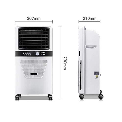 Multi-Scenario-toepassing ventilator super wind stille koeling industrie 3-in-1 afstandsbediening airconditioning luchtbevochtiger en luchtreiniger functie, 3 snelheden met oscillatie, spanning 220 V, W