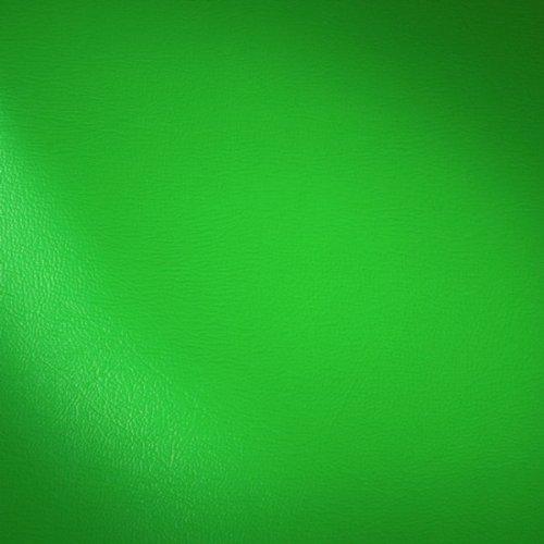STOFFKONTOR Polster PVC Kunstleder, Polsterstoff Möbelstoff Meterware - Gras-Grün