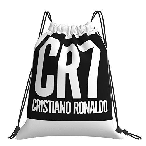Cr-7 Cris-tia-no Ro-naldo - Mochila deportiva para hombre y mujer