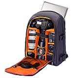 Best Dslr Backpacks - Camera Backpack Waterproof by G-raphy for DSLR/SLR Cameras Review