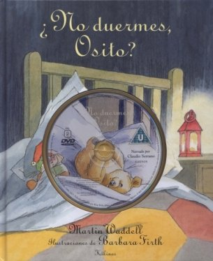 ¿No duermes, osito? con DVD: Can¿t you sleep, Little Bear? (Cuentos Infantiles Tridim.)