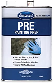 Eastwood Silicone Wax Dirt Powder Remover Pre Painting Gallon