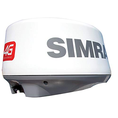 Simrad 000-10421-001 Broadband 4G Radar FMCW Unique avec affûtage de Faisceau Noir