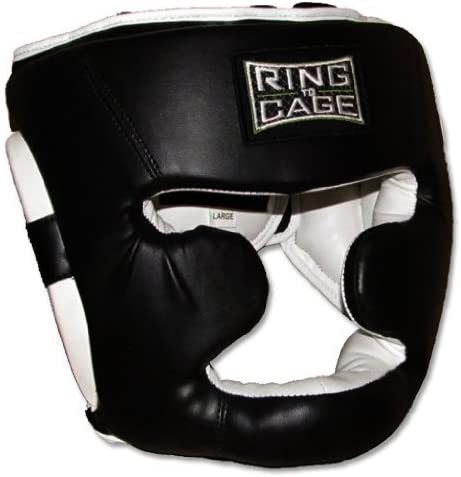 Ring to Chicago Seattle Mall Mall Cage Sparring Headgear-Chin MMA for Boxing Cheek Mu