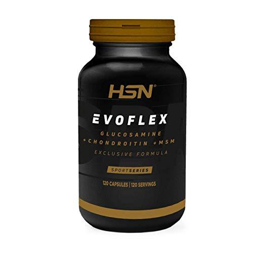 EVOFLEX (GLUCOSAMINA, CONDROITINA Y MSM) - 120 caps