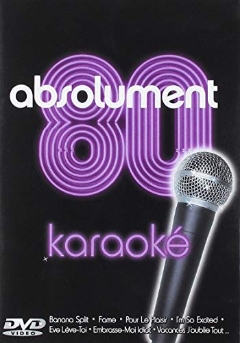 Absolument 80 Karaoke [Edizione: Francia]