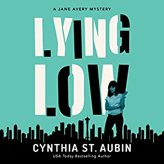 Lying Low: A Jane Avery Mystery audiobook cover art