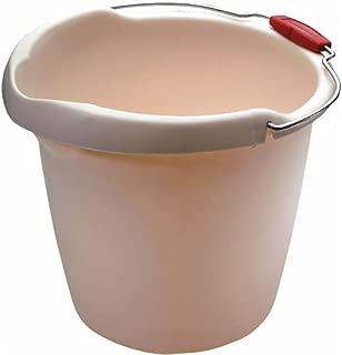 Rubbermaid Roughneck Heavy-Duty Utility Bucket, 15-Quart, Bisque