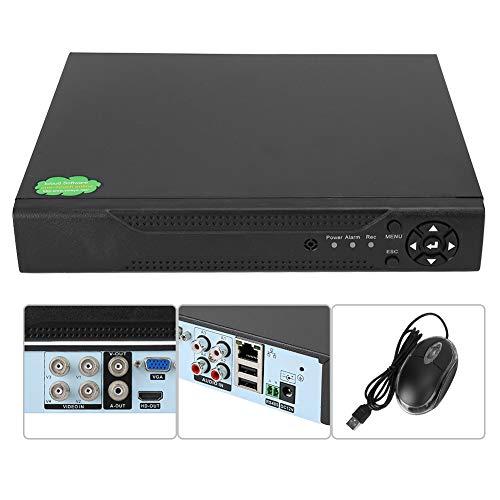 Salaty DVR Recorde, 5-in-1-CCTV-Bewegungserkennungs-Fernzugriff XVI/AHD/TVI/CVI /(100-240V European Standard)