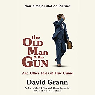 The Old Man and the Gun cover art