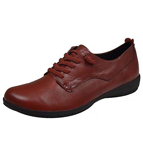Josef Seibel Damen Naly 11 Sneaker, Rot (Carmin)