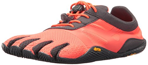 Vibram FiveFingers 17W0701 KSO Evo, Outdoor Fitnessschuhe Damen, Orange (Fire Coral/Grey), 38 EU