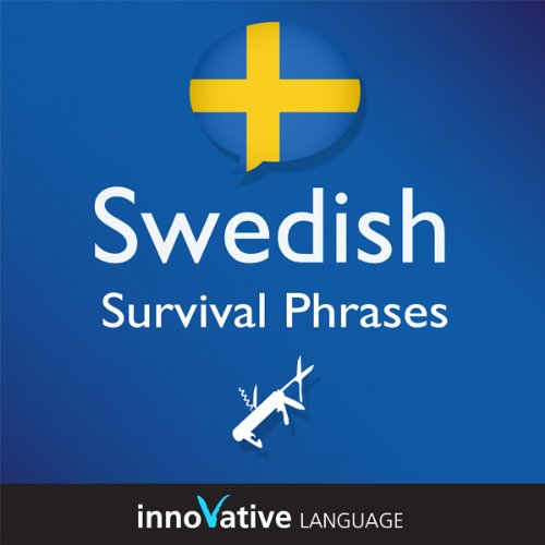 Learn Swedish - Survival Phrases Swedish, Volume 2: Lessons 31-60 Titelbild