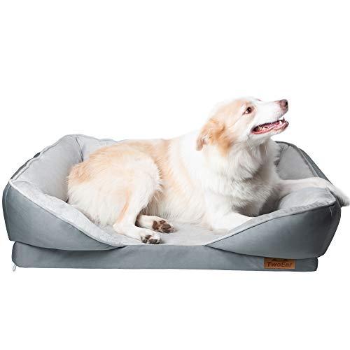 cama viscoelastica perro de la marca TwoEar