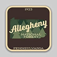 hiking trails allegheny national forest