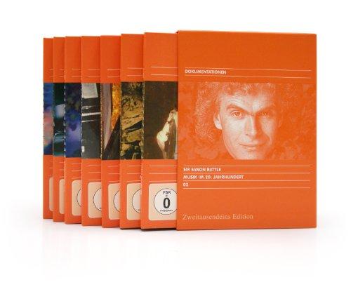 Musik im 20. Jahrhundert – Die Revolution der Klänge Vol. 1-7. Zweitausendeins Edition Dokumentation 02/Teil 1-7.