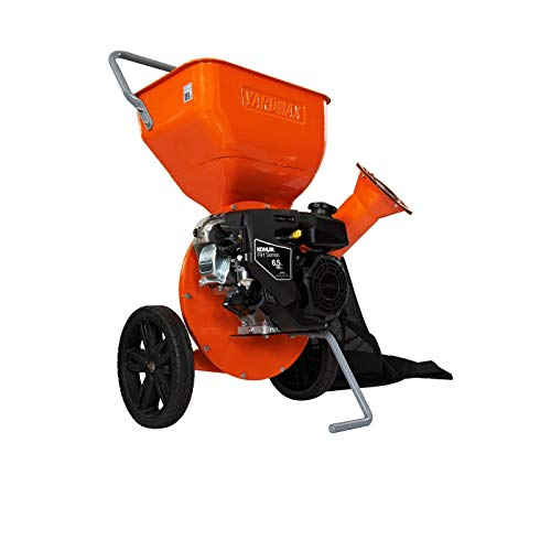 Discover Bargain Yardmax YW6065 2N1 Chipper