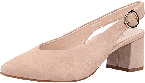 Paul Green 7503 Damen Pumps Beige, EU 39