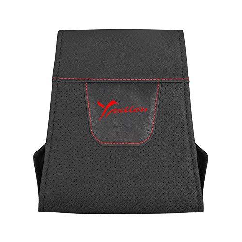 YOVEIL per Lancia Ypsilon La Copertura Protettiva del Poggiatesta Dell\'Auto Copertura del Poggiatesta Dell\'Auto Accessori per Auto Traspiranti Antiscivolo
