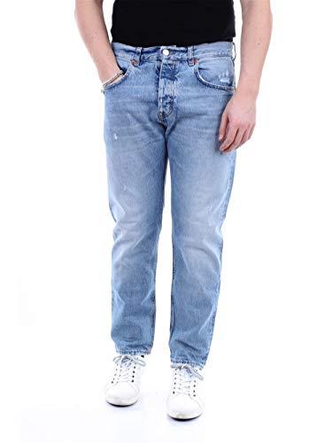 Haikure HEM03103DF035 Slim Uomo Jeans Chiaro 29