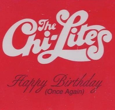 Happy Birthday Once Again-Cd5