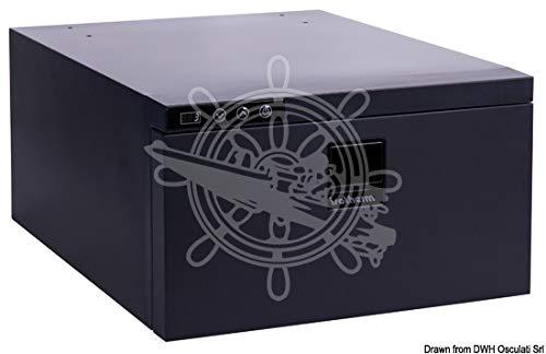 Isotherm Schubladen-Kühlschrank DR30 12/24Vschwarz