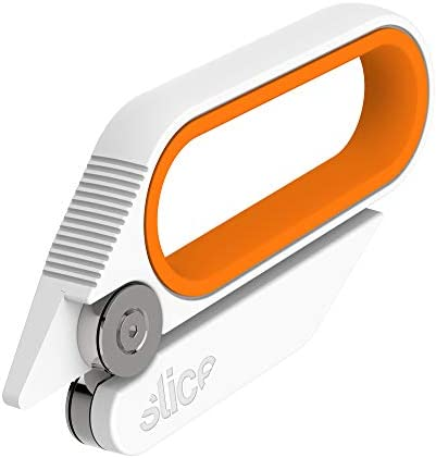 Rotary Scissors Cutting Tool by Slice Bladeless Scissors 10598 Ambidextrous Cutter Ideal for product image