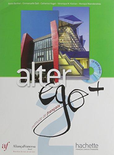 Alter Ego + 2 Bresil - Livre de l´eleve