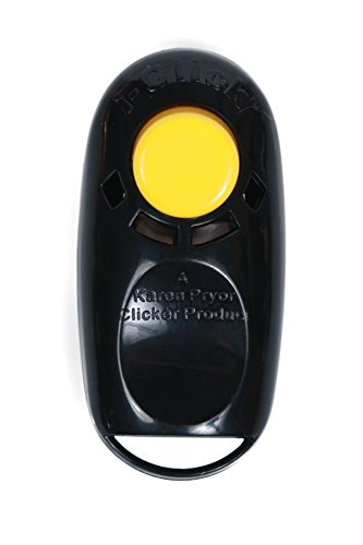i-Click Karen Pryor Clicker Product - schwarz