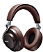 Shure AONIC 50 Wireless Noise Cancelling Headphones, Premium Studio-Quality Sound, Bluetooth 5 Wireless Technology, Comfort Fit Over Ear, 20 Hours Battery Life, Fingertip Controls - Brown (Renewed)