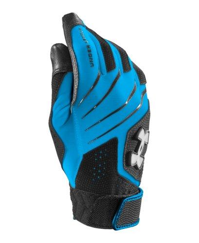 UA Women's Radar Fastpitch Batting Gloves