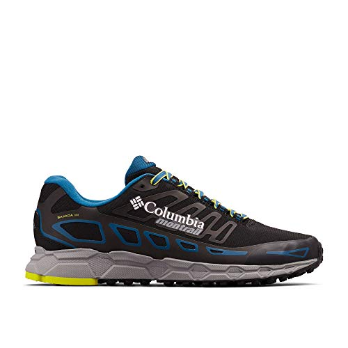 Columbia Bajada III Winter, Zapatillas de Running para Asfalto Hombre, Negro (Black,...