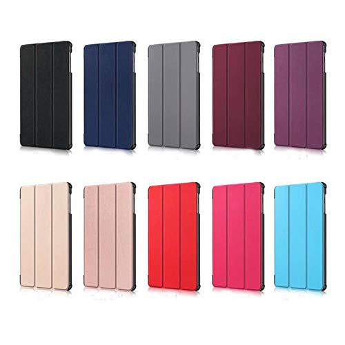 Mazu Homee tablet case, suitable for Samsung Tab A 8.0 2019 case, P200/P205 Custer tri-fold tablet leather case-multiple colors